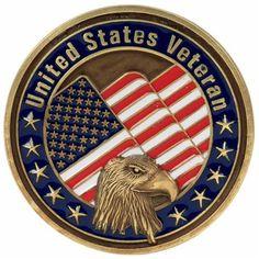 US Veteran Challenge Coin