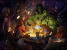 Hearthstone Welcomes 100 Million Players To The Virtual Tavern Streiche Entertainment Bilder