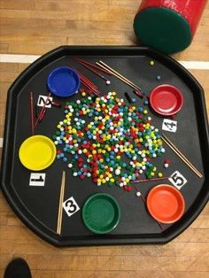 measuring activities for reception class Maths Eyfs, Numeracy Activities, Eyfs Classroom, Measurement Activities, Nursery Activities, Jolly Phonics Activities, Bubble Activities, Work Activities, Early Years Maths