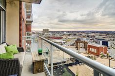 View from Icon in the Gulch unit 1411 #Nashville #Tennessee