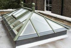 T Roof Lantern Exterior