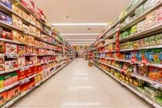 chiangmai thailand - june bigc supermarket interior view on june 2015 in chiangmai. bigc is a large supermarket chain in thailand. Afro, Supermarket Shelves, Grenoble, Shelf, Recherche Google, Nature, Store, Photography, Shelving