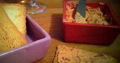 tartinade tomates séchées-chèvre, une recette de la catégorie Sauces, dips et pâtes à tartiner. Plus de recette Thermomix® www.espace-recettes.fr