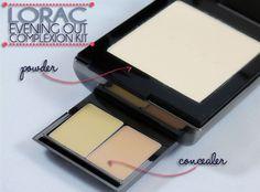 LORAC Evening Out Complexion Kit - Click through for reviews/photos. #makeup #beauty