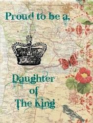 Proud to be a daughter of the King