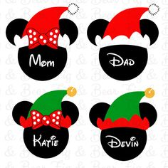 Hey, I found this really awesome Etsy listing at https://www.etsy.com/listing/259240671/family-disney-christmas-t-shirts-iron-on