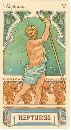 Neptune, ruling planet of Pisces