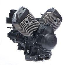 2012 Moto Guzzi V7 750 Engine