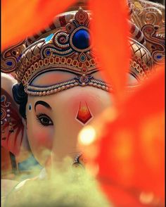 Make this Ganesha Chathurthi 2020 special with rituals and ceremonies. Lord Ganesha is a powerful god that removes Hurdles, grants Wealth, Knowledge & Wisdom. Jai Ganesh, Ganesh Lord, Ganesh Idol, Shree Ganesh, Lord Shiva, Ganesh Statue, Ganesha Art, Shri Ganesh Images, Ganesha Pictures