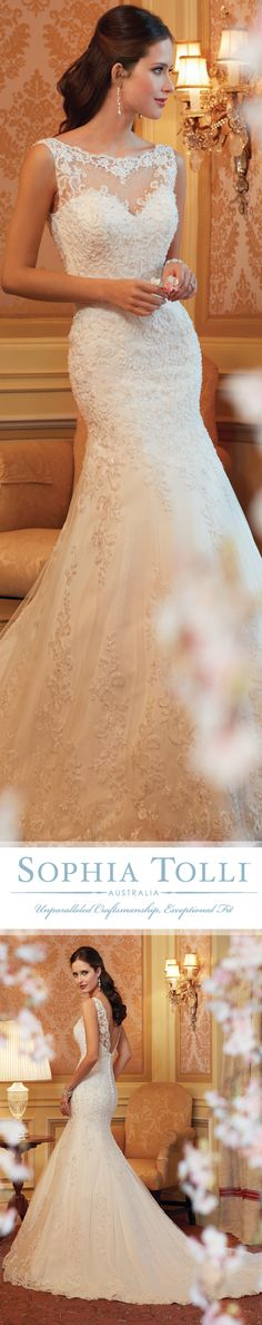 Simply Stunning beaded wedding gowns, sheer lace wedding dress, dream dress, bridal dresses, the dress, simpli stun, stunning wedding dresses, diamante wedding dress, stunning dresses