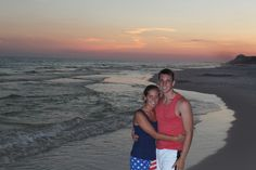#Vacation #4th #sunset
