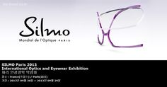 SILMO Paris 2013 International Optics and Eyewear Exhibition 파리 안경광학 박람회