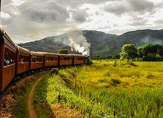 Trem de São João Del Rei (MG)