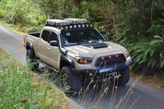 Click this image to show the full-size version. Toyota Trucks, Lifted Ford Trucks, Jeep Truck, Big Trucks, Pickup Trucks, Tacoma 4x4, Tacoma Truck, Toyota Tacoma Trd, Tacoma Bumper