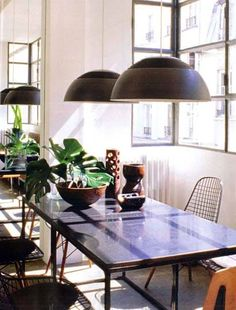 Blogging Elle Decoration UK:  Petite Bauhaus