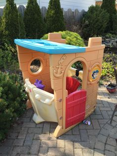 Outdoor Dora the Explorer Large Play Toy $10 - VarageSale Sarnia