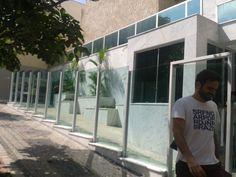 17# Fachada vidrada de edifício residencial