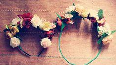 Tutorial: Tiara de Flores (Inspirada en Lana del Rey ♥)