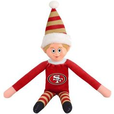 Forever Collectibles NFL Elf NFL Team: San Francisco 49Ers