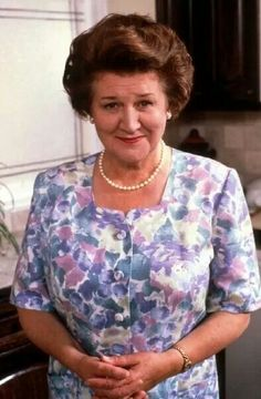 """""""Keeping Up Appearances"""" Patricia Routledge as Hyacinth Bucket"""