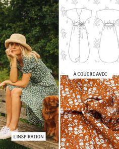 Inspiration couture : 8 tenues à copier sur l'influenceuse mode Lucy Williams - - Haute Couture Style, Couture Fashion, Marie Claire, Sewing Clothes, Diy Clothes, Dress Sewing, Barbie Clothes, Fashion 2020, Diy Fashion