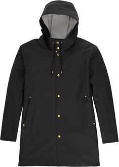 A New York Holiday-Available for purchase from now through January Jay Z's collaboration with Barneys New York has resulted in a capsule collection of… Mens Raincoat, Mens Fall, Jay Z, Gore Tex, Barneys New York, Gq, High Fashion, Stockholm, Haute Couture