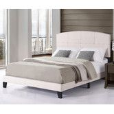 Found it at Wayfair - Leblanc Panel Bed