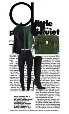 """""""#30"""" by amina-haskic ❤ liked on Polyvore featuring J Brand, Ralph Lauren Black Label and 3.1 Phillip Lim"""