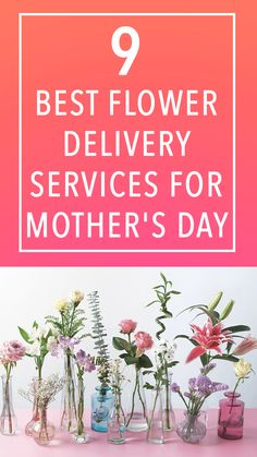 9 of the best flower delivery services for Mother's Day Best Flower Delivery, Online Flower Delivery, Flower Delivery Service, Amazon Flowers, Fortnum And Mason, Diy Mothers Day Gifts, Flowers Delivered, Mother's Day Diy, Flower Cards