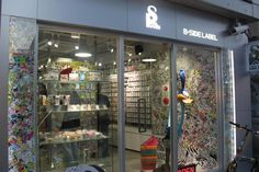 B-Side Label shop. They specialize in stickers that are UV protected and water resistant.