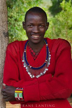 Masai safari guide National Reserve, Kenya
