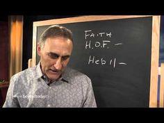 Faith Hall of Fame -- God encourages everyone through faiths hall of fame.