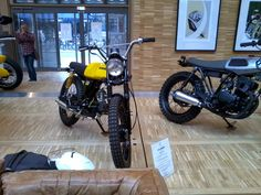 Honda. The Bike Shed - 11/12 avril 2015.