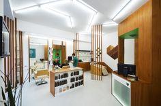 Galería de Peluquería Organic / LIQE arquitectura - 1