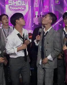 =)))) <3 Hyunsik Btob, Yook Sungjae, Minhyuk, My Melody, Boys Who, Funny Moments, Kpop, In This Moment, Album