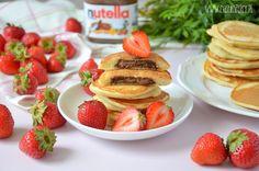 Pancake'i z Nutellą 12