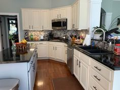 A Kitchen Cabinet Set Best value for high quality kitchen cabinets. Explore and compare the most popular cabinet door styles, stains and paint finishes. Kitchen Cabinets Before And After, Kitchen Cupboard Doors, Old Cabinets, Painting Kitchen Cabinets, Kitchen Cabinet Design, Modern Kitchen Design, Updating Cabinets, Modern Cabinets