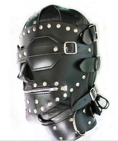 (33.29$)  Watch here - http://ai1vl.worlditems.win/all/product.php?id=32490796922 - BDSM PVC Leather Hood Mask Head Bondage Belt Slave In Adult Games,Fetish Erotic Porno Sex Products Flirt Toys For Men And Women