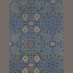 Ming dynasty Brocade, China, 16th/17th Century