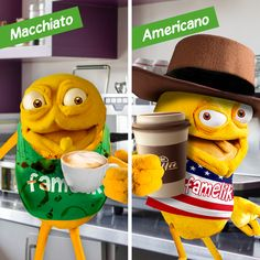 Pausa caffè, tu quale scegli?