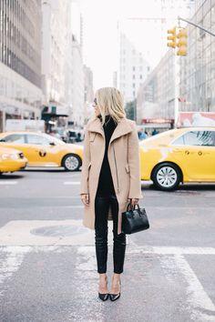 Tan coat