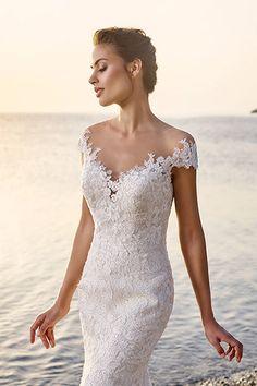Wedding gown by Eddy K.