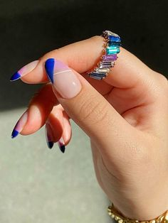 The 15 Coolest Nail Designs for Fall 2021 Toe Nail Designs For Fall, Black Nail Designs, Cute Nail Designs, Acrylic Nail Designs, Toe Designs, Short Nail Manicure, Manicures, Nail Designs Pictures, Nails Pictures