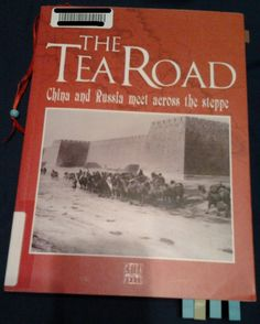 http://teatra.de blogger The Art of Tea reviews The Tea Road by Martha Avery. Interesting read; both the post and the book.