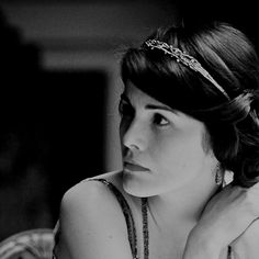 In my opinion, the woman who plays Lady Mary Crawley is the most gorgeous woman in the world.