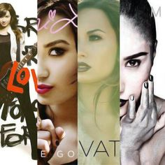 Demi Lovato albums they are all good one