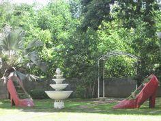 SKY says BUGHAW: Field trip at Marikina Shoe museum