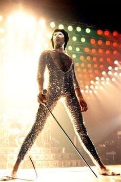Freddie Mercury By Neal Preston