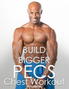 how to get big pecs fast