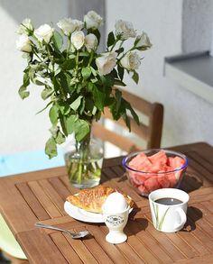 food  breakfast  morning